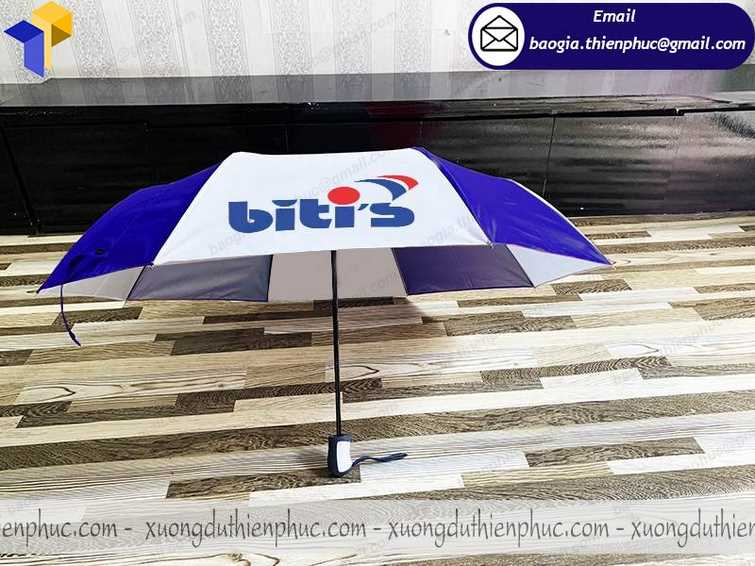 mua  ô dù cầm tay in logo ở đâu