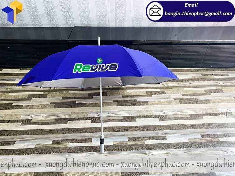 thiết kế dù cầm tay che mưa